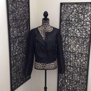 🐾Zara Leather Jacket🐾